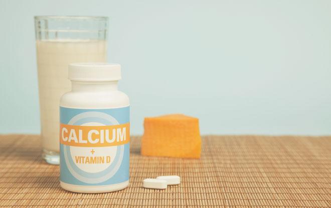 Кальций и витамин D