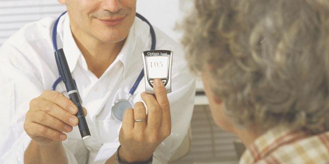 Консультация врача по диабету