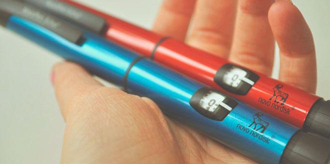 Ручка-шприц инсулина