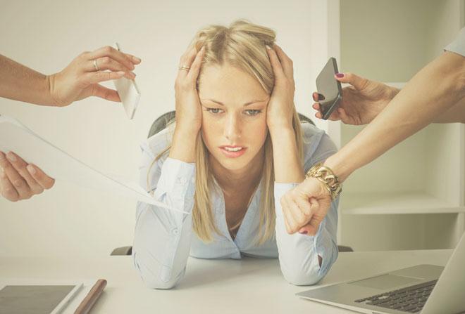 Стрессовая ситуация