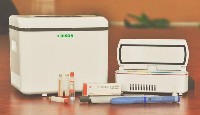 Прибор для хранения инсулина