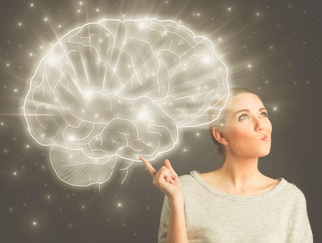 Женщина и мозг