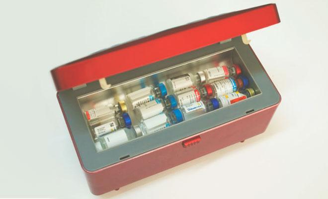 Холодильник для инсулина