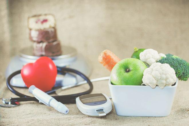 Набор для введения инсулина перед едой