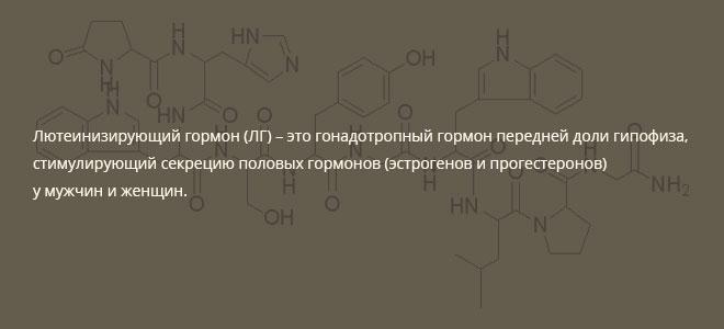 Что такое лютеинизирующий гормон
