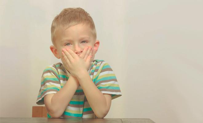 Проблема с речью у ребенка