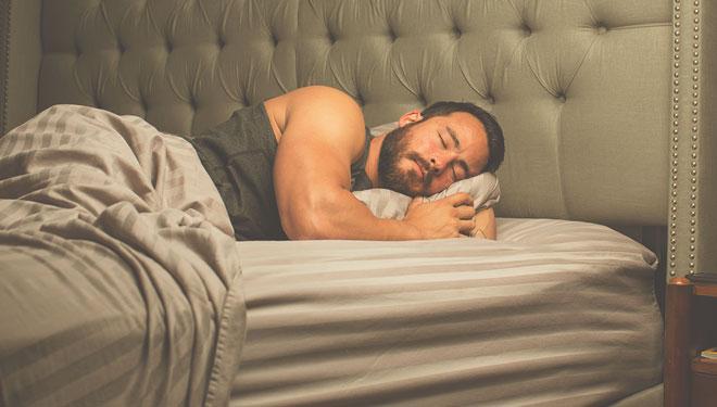 Сон спортсмена